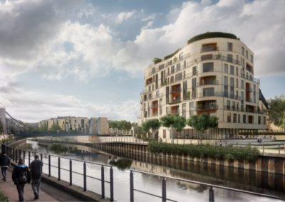 Bath Western Riverside – Royal View Apartments